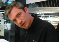 Franck Pontais - Iron Chef UK