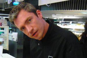 Franck Pontais - Iron Chef UK