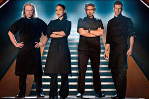 Iron Chef UK Chefs