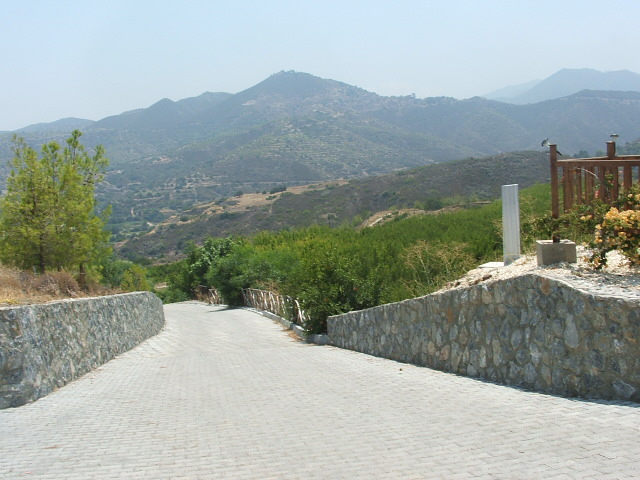 North Cyprus Trip Part 3 - Limniti and the Organic Gardens ⋆ Made ...