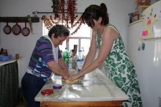 Turkish cookery school