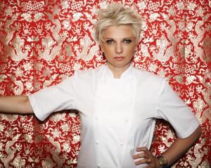 Celebrity Chef Silvena Rowe