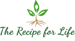 The Recipe for Life logo and link